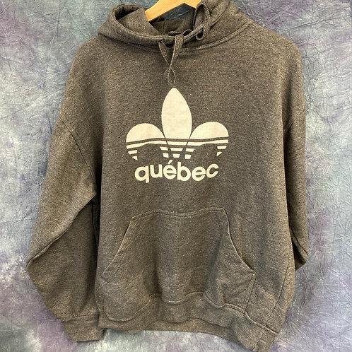 Quebec Hooded Sweatshirt