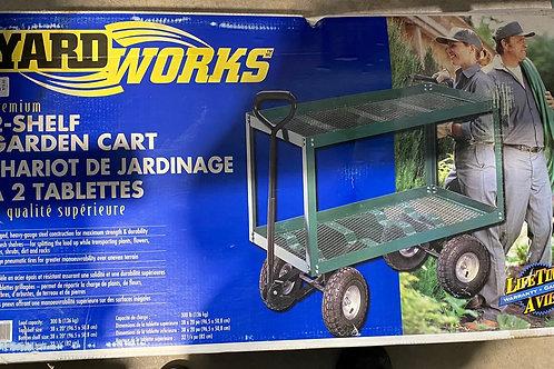 Yardworks Garden Cart