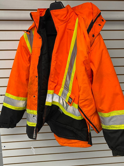 Double Layer Safety Jacket