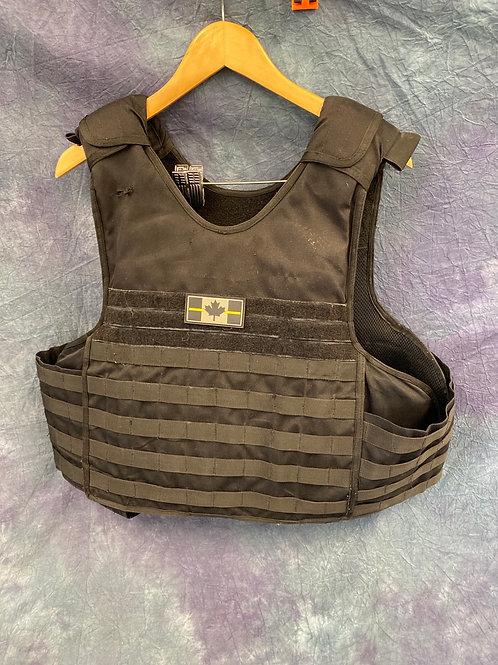 Impact resistant vest
