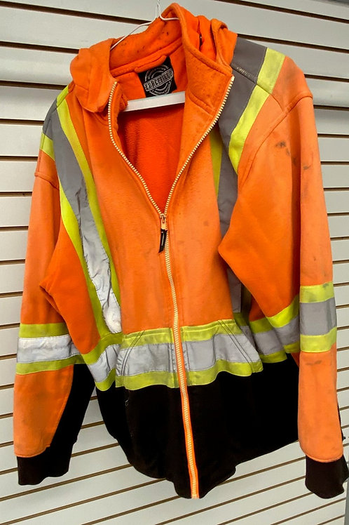 Safety Fleece Jacket