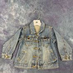 Infant  Denim Jacket                        Available In-Store Only!