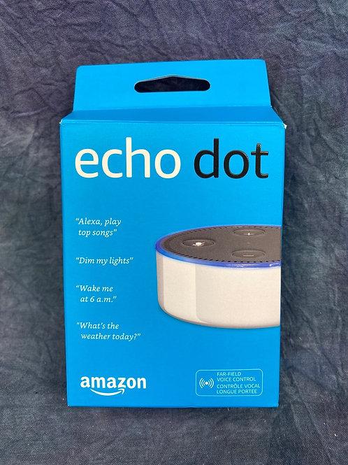 Eco Dot Far Field Voice Control