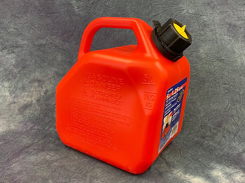 5 L Gas Can
