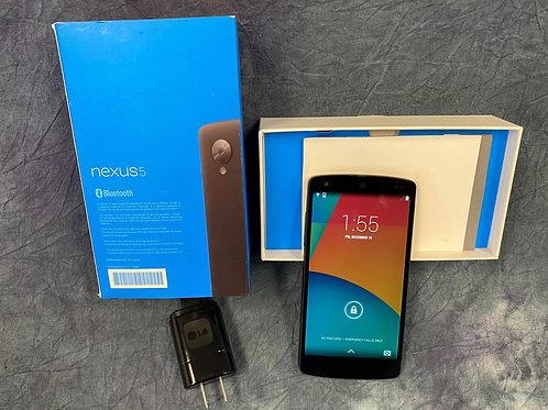 Nexus 5 phone