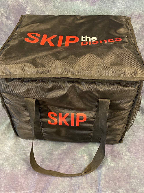 Insulated carrier for take out food