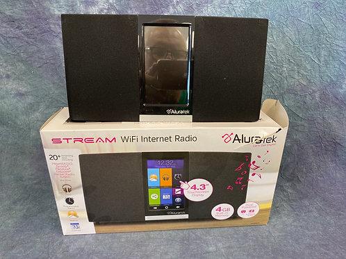Aluratek Stream WiFi INternet Radio