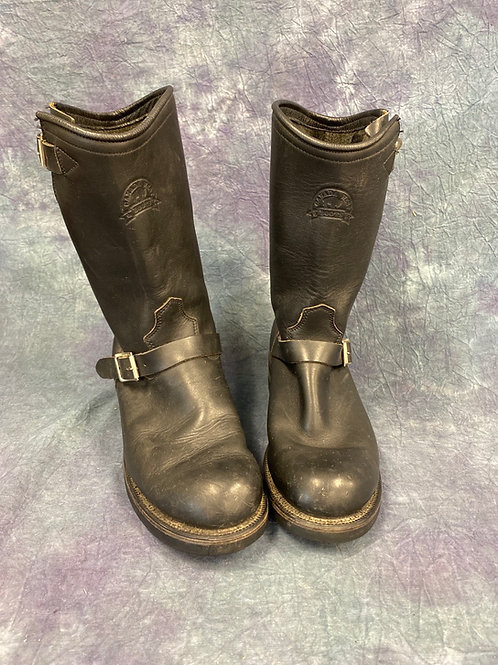 Canada West leather boots