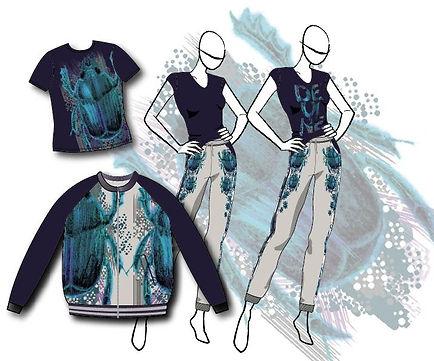 Adobe Illustrator Schulungen für Modedesigner, Fashiondesigner