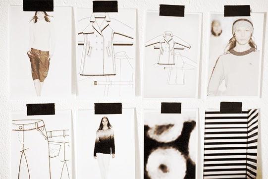 Modedesign, Kollektionsaufbau, Konzept