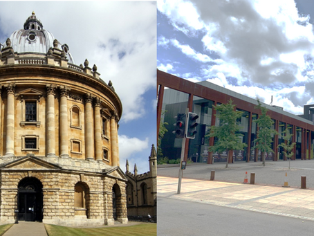 Expanding the Oxford branch to Oxford Brookes