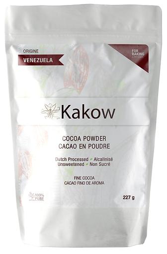 baking cocoa powder