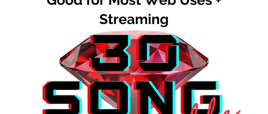 Meditation Music Bundle July 2020 Ruby Level
