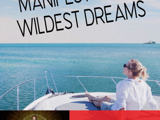 How to Manifest Your Wildest Dreams - a 3-Part FREE Meditation Series