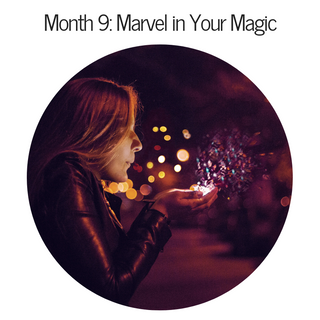 Month 9: Marvel in Your Magic