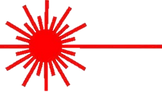 Spring House Laser Pain Logo.png