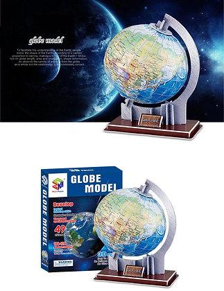 3D փազլ գլոբուս