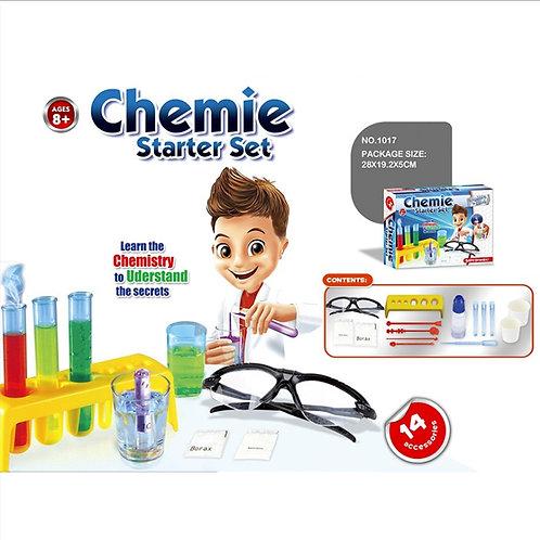 Քիմիական փորձերի հավաքածու