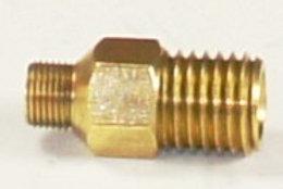 Einschraubnippel M4 x 0.35 auf M6 x 0.75