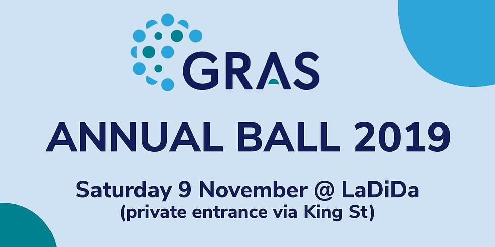 GRAS Ball 2019