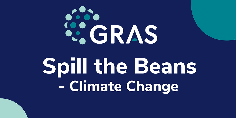Spill the Beans - Climate Change