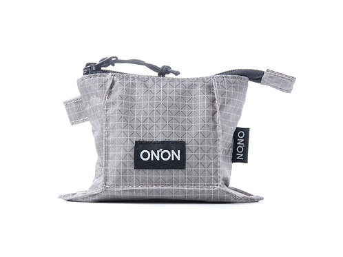 3-in-1 AIR TRAVEL POUCH / LIGHT GREY