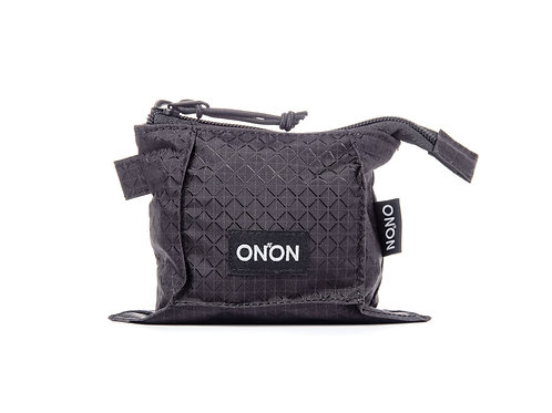 3-in-1 AIR TRAVEL POUCH / BLACK