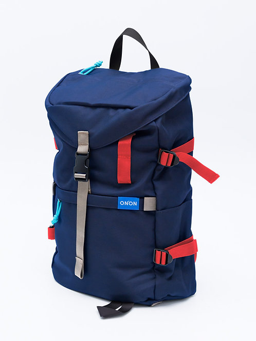"""ADV"" STREET BACKPACK / NAVY BLUE"