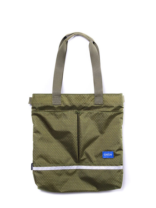 AIR DAY TOTE (S) / MILITARY GREEN