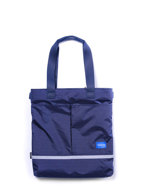 AIR DAY TOTE (S) / NAVY BLUE