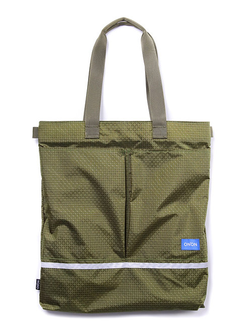 AIR DAY TOTE (M) / MILITARY GREEN