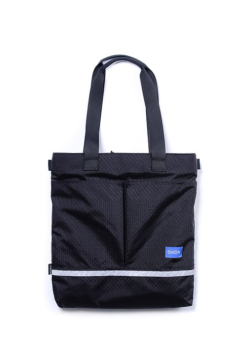 AIR DAY TOTE (S) / BLACK