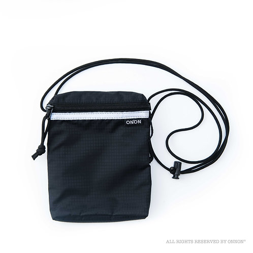RFID PASSPORT POUCH / BLACK