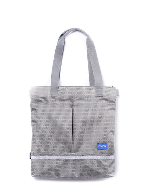 AIR DAY TOTE (S) / LIGHT GREY