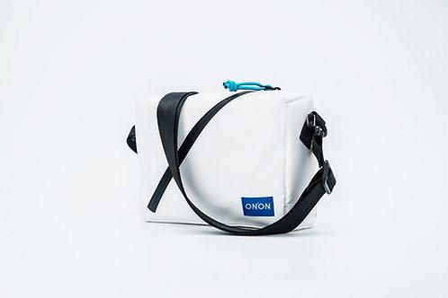 CURVE Premium Crossover Body Bag - WHITE