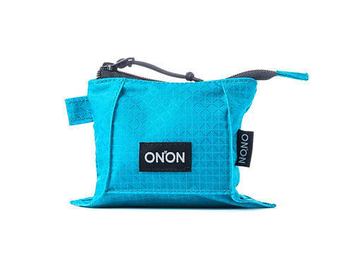 3-in-1 AIR TRAVEL POUCH/ TEAL BLUE