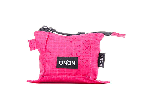 3-in-1 AIR TRAVEL POUCH / BRIGHT PINK