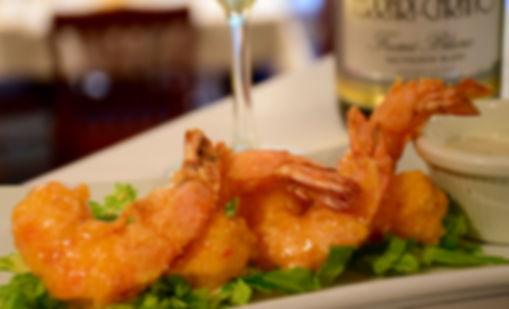 photo of Big Bang Shrimp appetizer