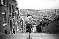 straatfotografie Luik