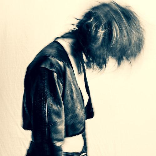 Model - Blur ...Archival giclee print
