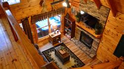 Spruce Moose living room