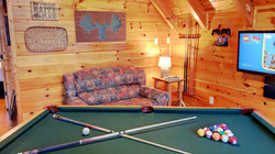 Cabin game loft