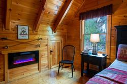 Customizable Electric Fireplace