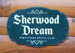 Sherwood Dream sign