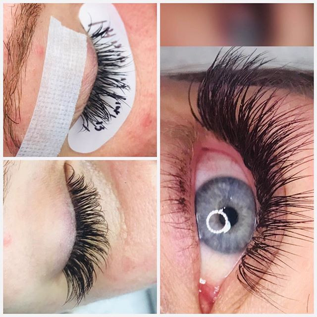Eyelash Extention fill cat eyes 2d-3d by