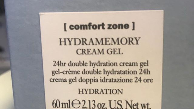 Hydramemory Cream Gel