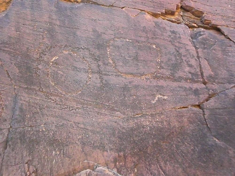 Sacred Canyon Petroglyphs