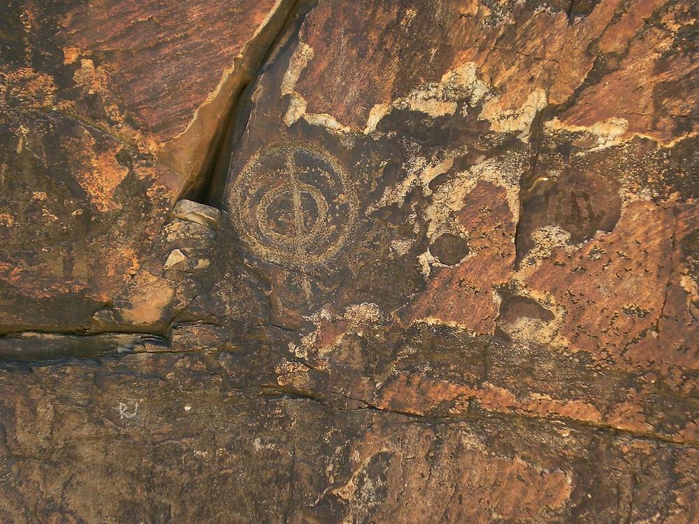 Chambers Gorge Petroglyphs