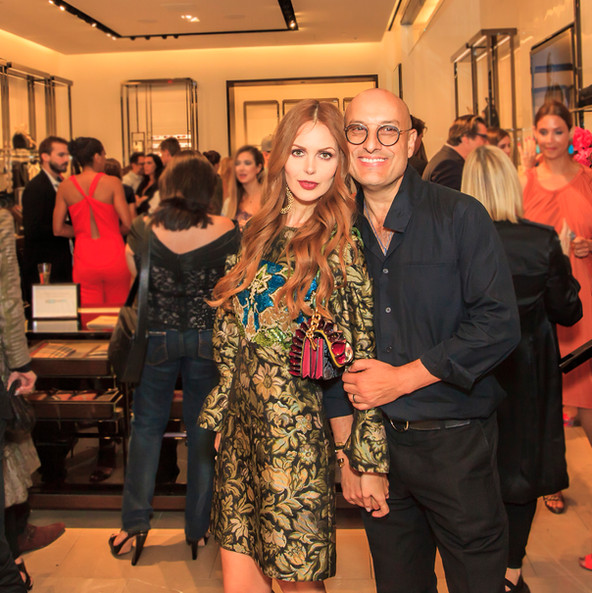Burberry and The Miami Symphony Orchestra Invited to a Private Event