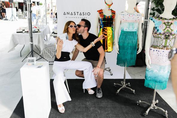 Anastasios Giannoutsos: Naturaleza y luz potencian sus diseños en Miami